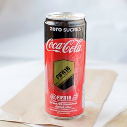Image de Coca Cola Zero 33CL