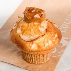 Image de Pommes cœur caramel